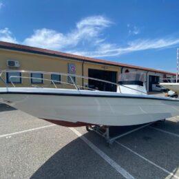 barca prima esperienza baruffaldi senza patente