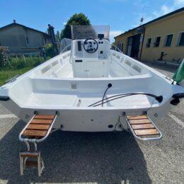 barca guida senza patente