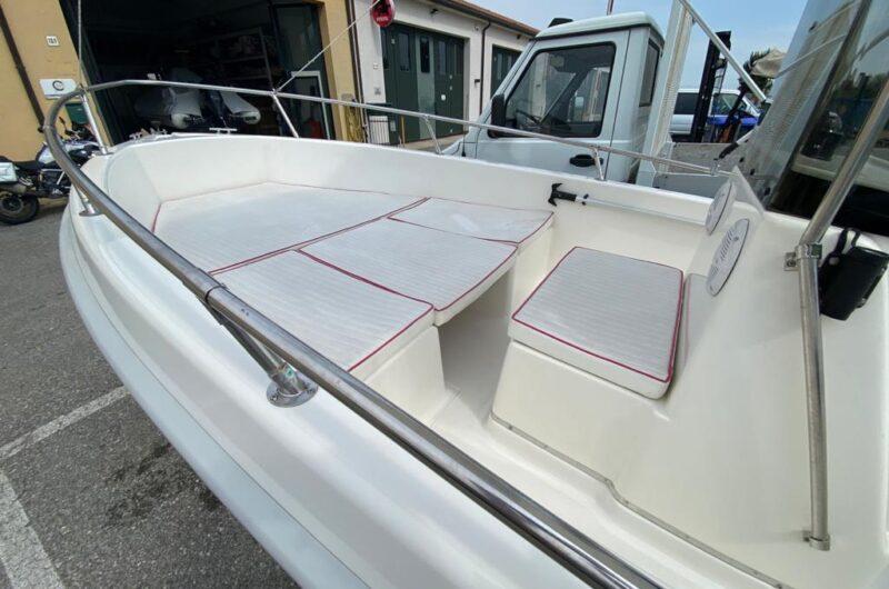 Foto Barca Open Usata Senza Patente Molinari - 2