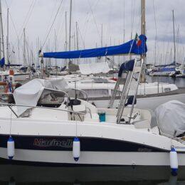 Foto Marinello 19 Sport Cabin Usato + Yamaha F40 GETL Supreme Senza Patente - 1