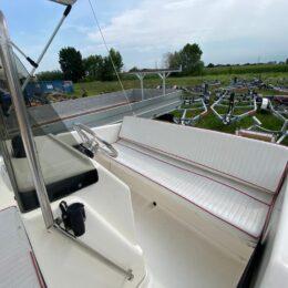 Foto Barca Open Usata Senza Patente Molinari - 7