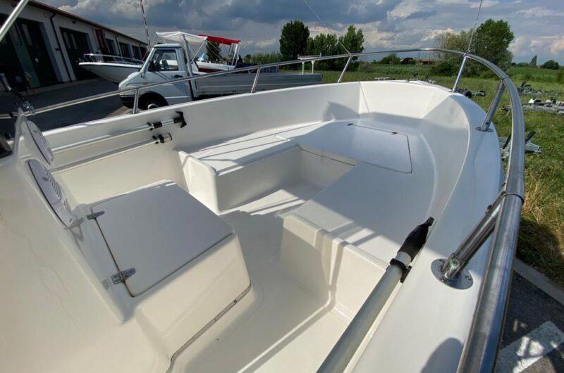Foto Barca Open Usata Senza Patente Molinari - 5
