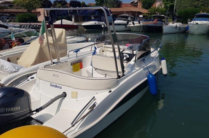 barca cabinata guida senza patente