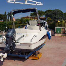 Foto Marinello 19 Sport Cabin Usato + Yamaha F40 GETL Supreme Senza Patente - 7