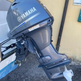Foto Marinello 19 Sport Cabin Usato + Yamaha F40 HETL Senza Patente - 11