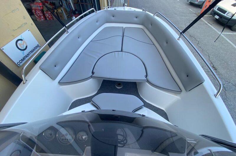 Foto Open Trimarchi 62 S +  Suzuki F115 4 Tempi Iniezione - 5