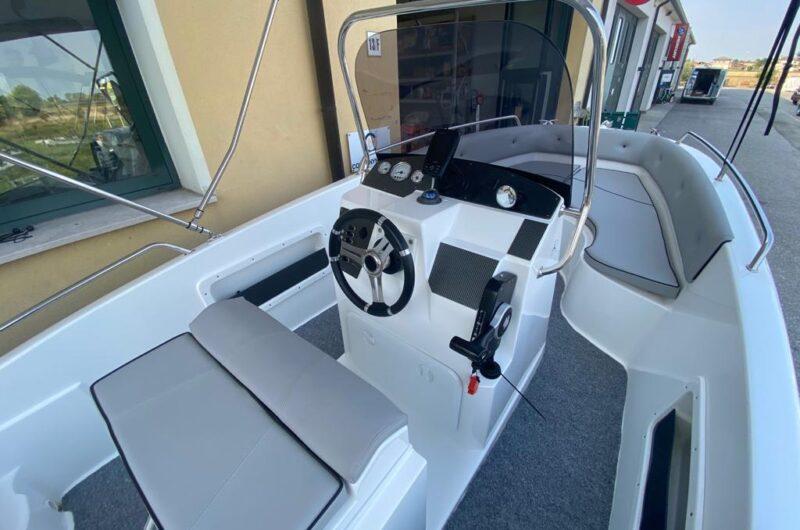 Foto Open Trimarchi 62 S +  Suzuki F115 4 Tempi Iniezione - 9