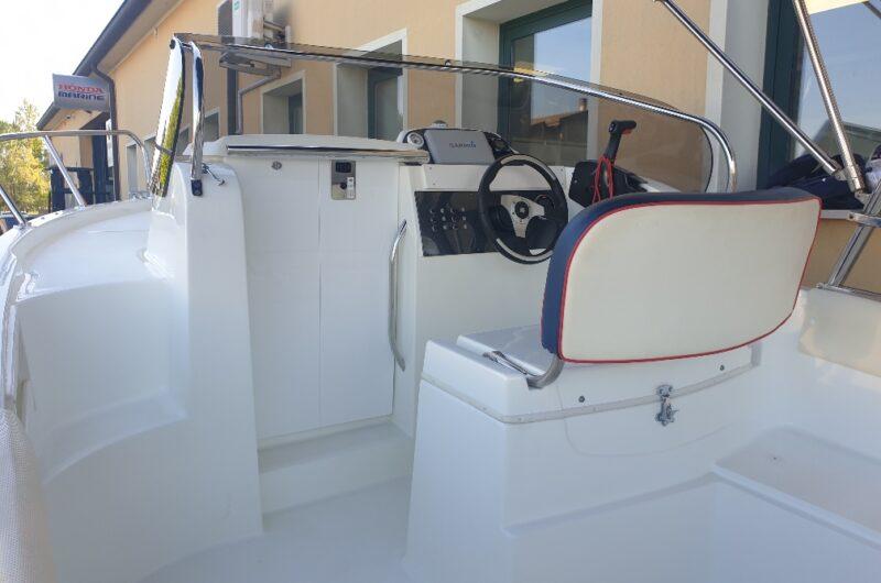 Foto Marinello 19 Sport Cabin Usato + Yamaha F40/70 SUPREME 16 V - 27
