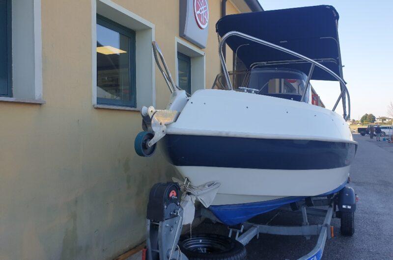 Foto Marinello 19 Sport Cabin Usato + Yamaha F40/70 SUPREME 16 V - 2