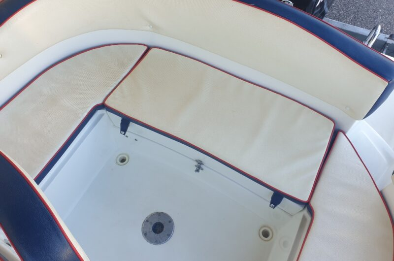 Foto Marinello 19 Sport Cabin Usato + Yamaha F40/70 SUPREME 16 V - 8