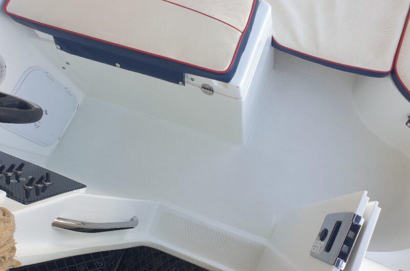 Foto Marinello 19 Sport Cabin Usato + Yamaha F40/70 SUPREME 16 V - 11