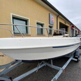 Foto Barca Open Usata Selva 5.5 + Suzuki F40 4tempi Iniezione - 2