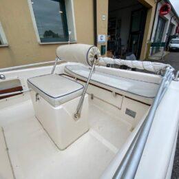 Foto Barca Open Usata Selva 5.5 + Suzuki F40 4tempi Iniezione - 4