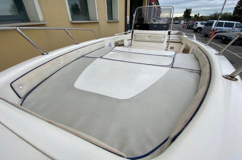 Foto Barca Open Usata Selva 5.5 + Suzuki F40 4tempi Iniezione - 7