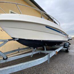 Foto Barca Open Usata Selva 5.5 + Suzuki F40 4tempi Iniezione - 8