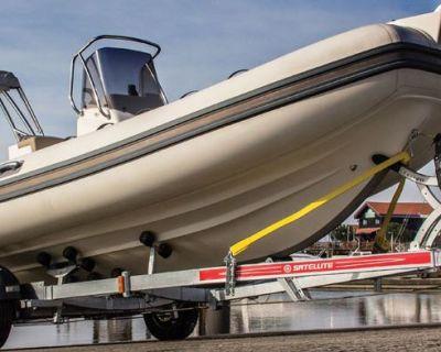 Carrelli Trasporto Barche e Gommoni Satellite: Novità CompanyMarine