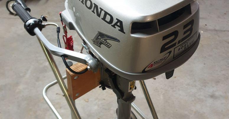 Occasione Fuoribordo Honda BF 2.3 gambo corto