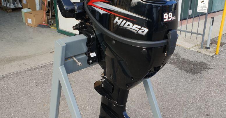 Motore Fuoribordo Usato Hidea F 9.9 4 tempi gambo corto