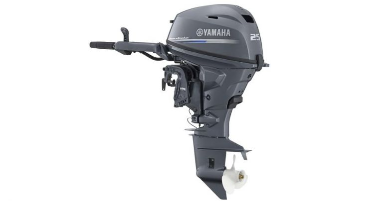 Yamaha F 25 G