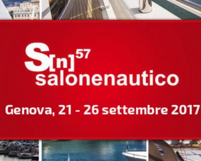 Siamo Presenti al 57° Salone Nautico di Genova