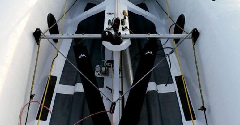 Barca a Vela 420 usato