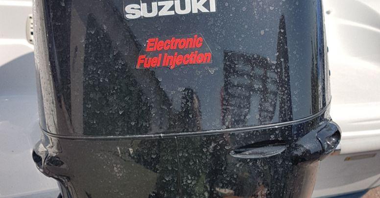 Occasione Fuoribordo Usato Suzuki 90 4 Tempi Efi