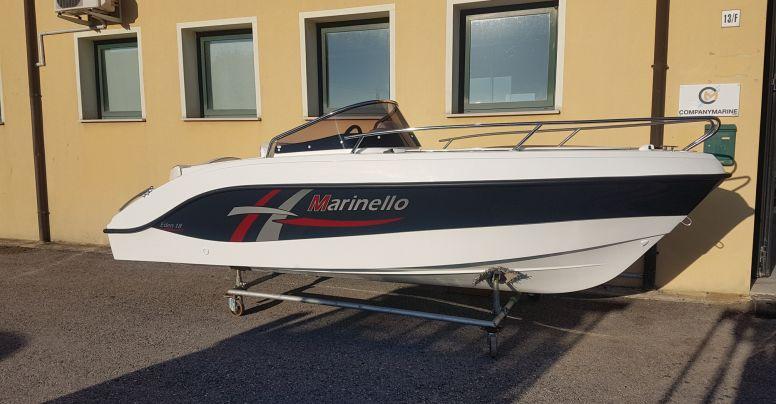 Marinello 18 Eden NEW 2019 + Yamaha F40 HETL