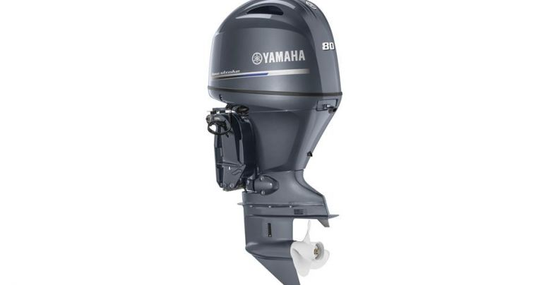 Yamaha F 80D