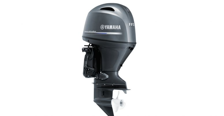 Motore Fuoribordo Venezia Yamaha F115 4 Tempi