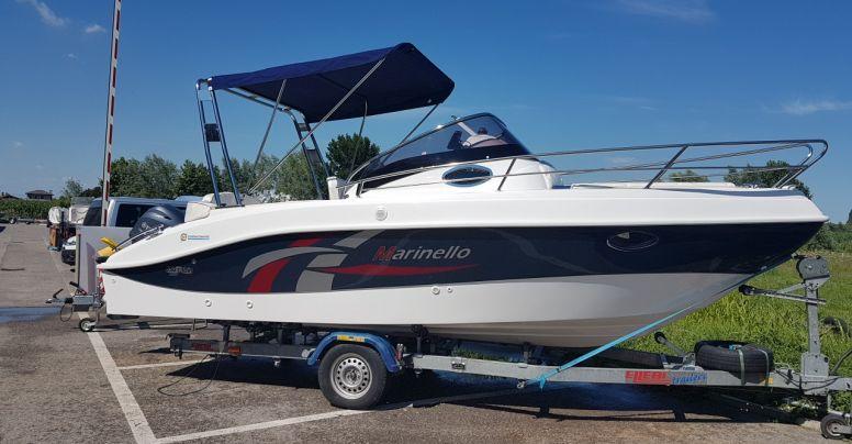 New Marinello 650 Cabin Walkaround