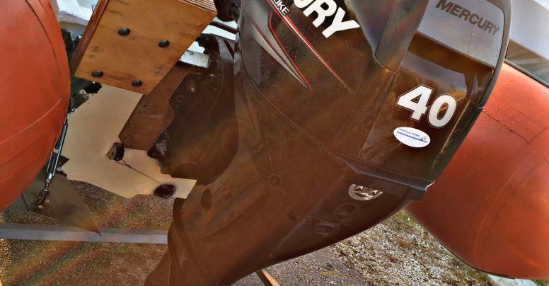 Motore Fuoribordo Usato Mercury F40 ELPT