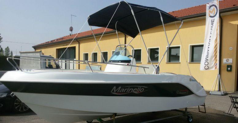 Barche Nuove Marinello 17 Open + Yamaha F40 HETL